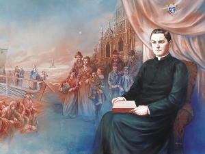 Our Founder, The Venerable Father Michael J. McGivney
